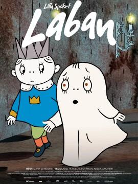 Lilla Spöket Laban affisch JPEG